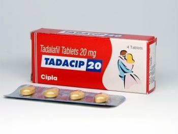 Tadacip (Cialis Genérico) 20mg